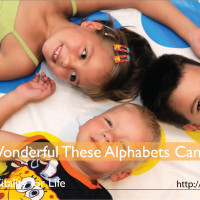 Alphabets Can Advice You